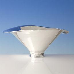 Silver Flowing Curves bowl 2016 bowl.jpg