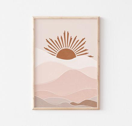 Boho Sun Dreamer
