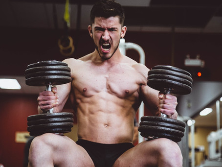 Why You're Not Building Muscle