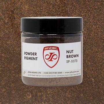 _0040_nut Brown jofa resins metallic pigment epoxy art design 100g uk delivery buy online.