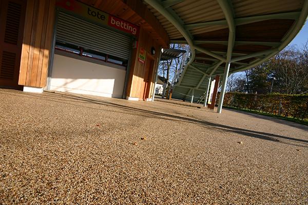 Residex Newmarket Racing stalls