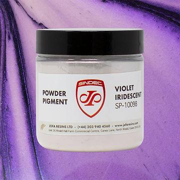 _0034_Violet Iridescent jofa resins metallic pigment epoxy art design 100g uk delivery buy