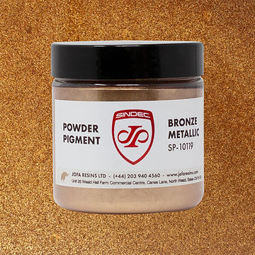 _0041_Bronze Metallic jofa resins metallic pigment epoxy art design 100g uk delivery buy o