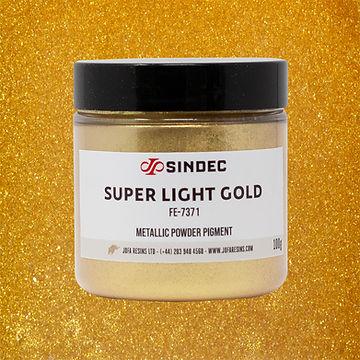 _0044_Super Light Gold jofa resins metallic pigment epoxy art design 100g uk delivery buy