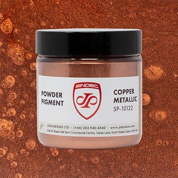 _0042_Copper Metallic jofa resins metallic pigment epoxy art design 100g uk delivery buy o