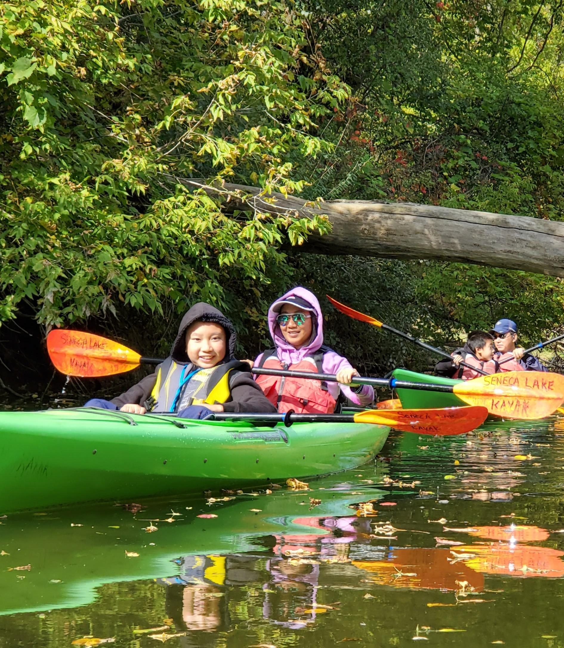 Catharine Creek Marsh May- Jun 1 pm