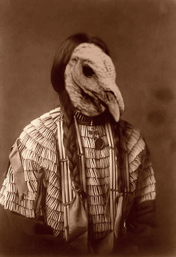 Unknown Native American Woman
