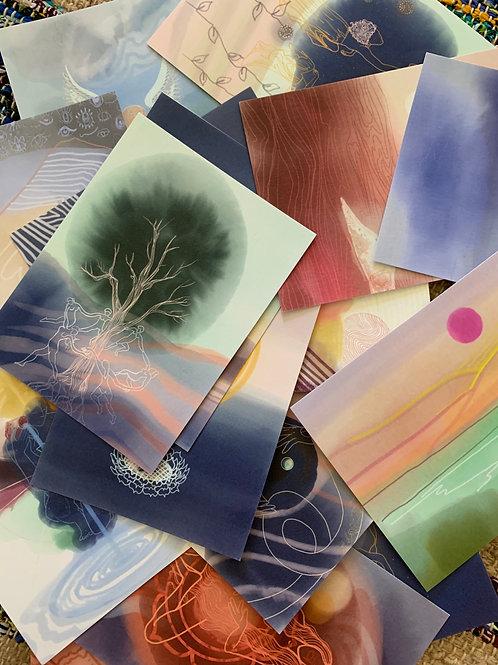 Postcard Bundle (mystery 10)