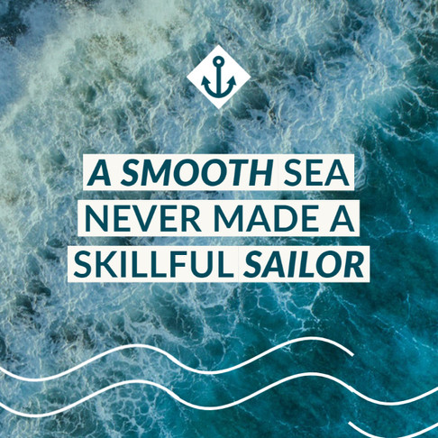 feeling seasick?
