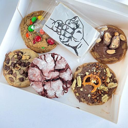 Fist Bump Cookie Box