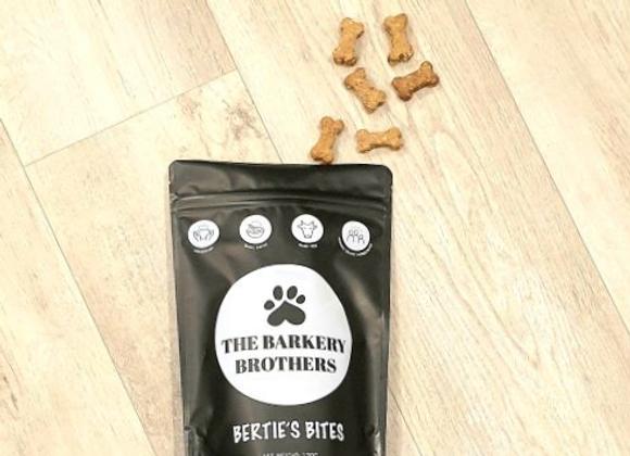Berties Bites, dog treats