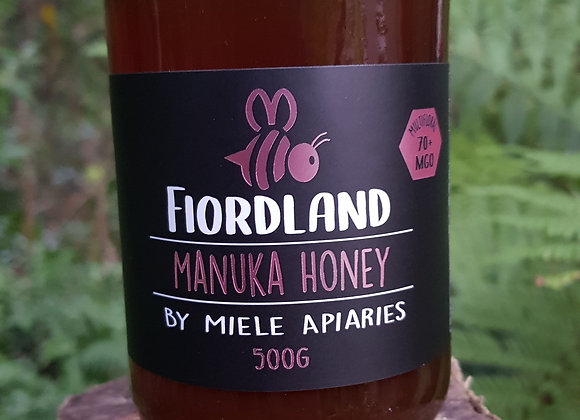 Fiordland Multi Manuka By Miele Apiaries