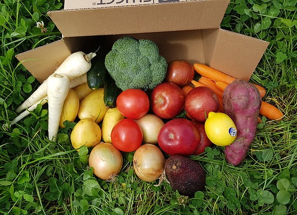 The Fruit & Veges Box
