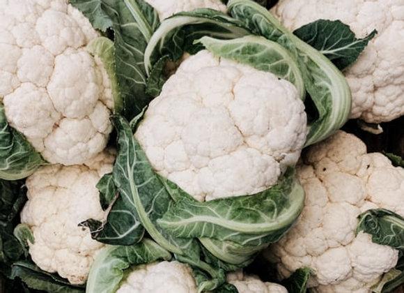 Cauliflower, each