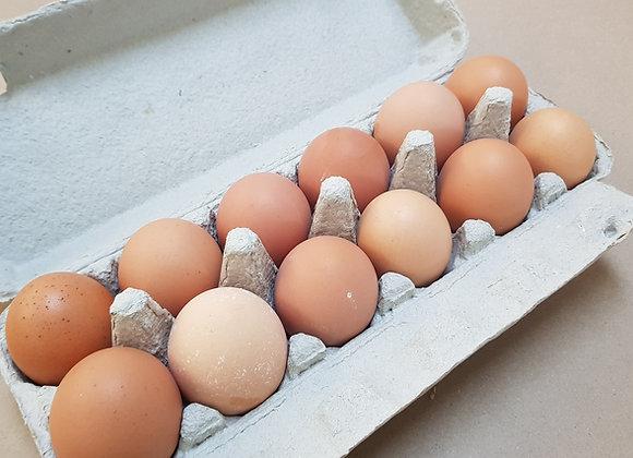Eggs, pasture-raised, dozen
