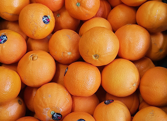 NZ Navel Oranges -priced per each