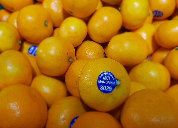 Mandarins, NZ 'Encore' each
