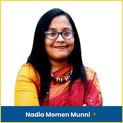 Nadia Momen Munni