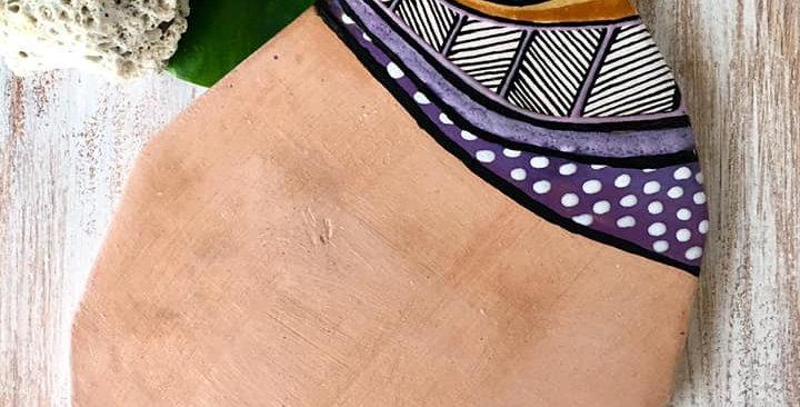 Medium Purple Cheeseboard/Carving Board