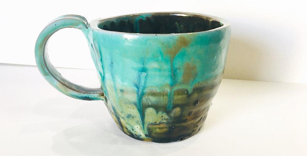 Brightest Turquoise Mug