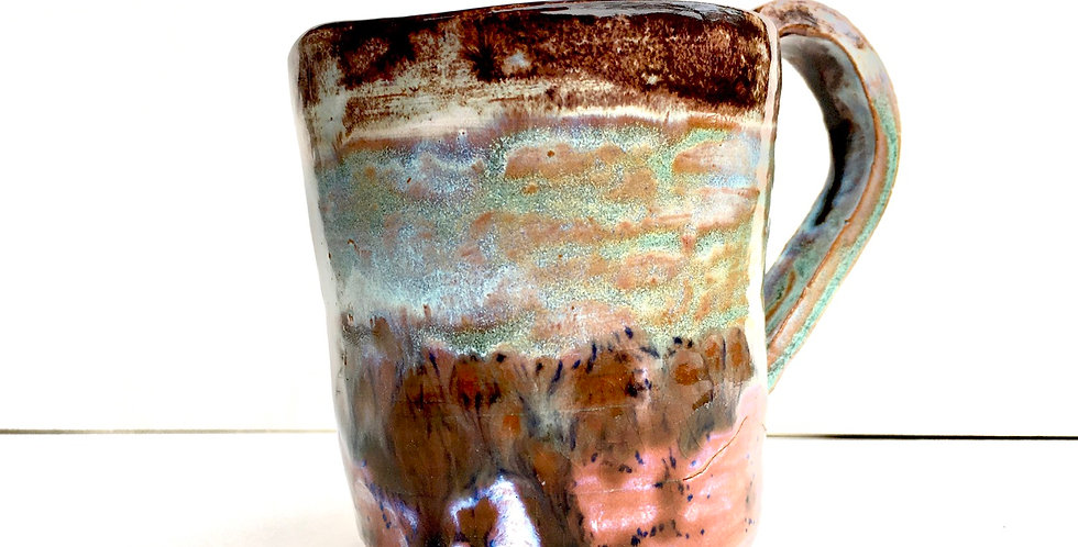 One hundred Glazes Mug