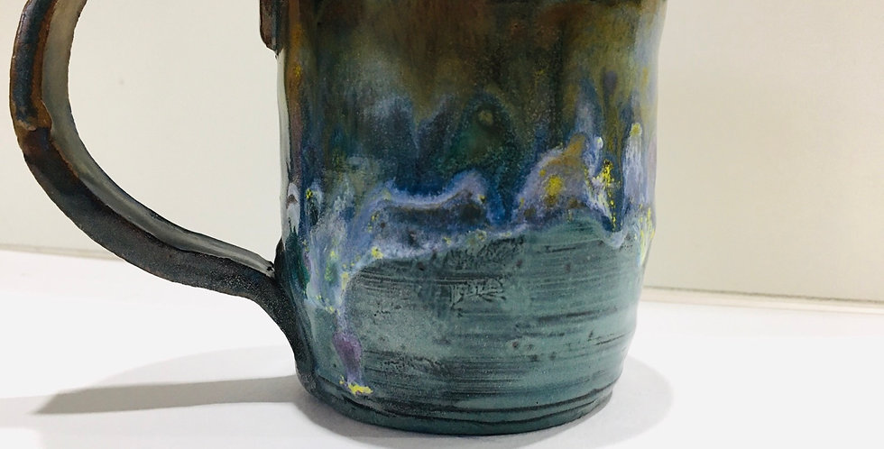 Big Handle Drippy Mug