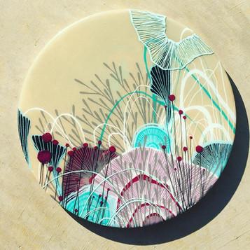 "12"" diameter, sold"