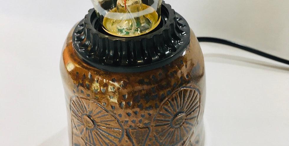 Brown Owl Lamp