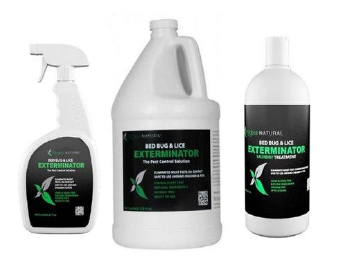 Exterminator Spray, Refill, & Laundry Treatment