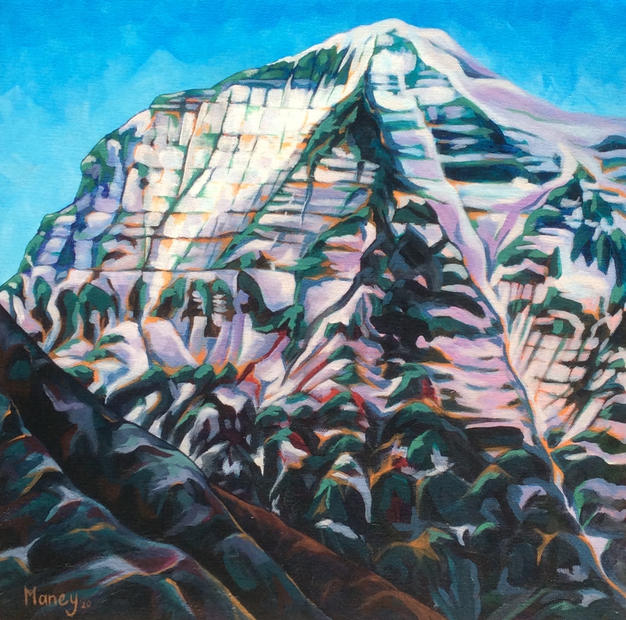 Mt. Robson, the Herald