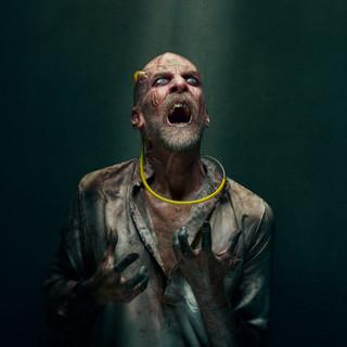 The Beneath Haunted House Photoshoot
