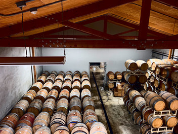 Barreling Room   Dubost Winery