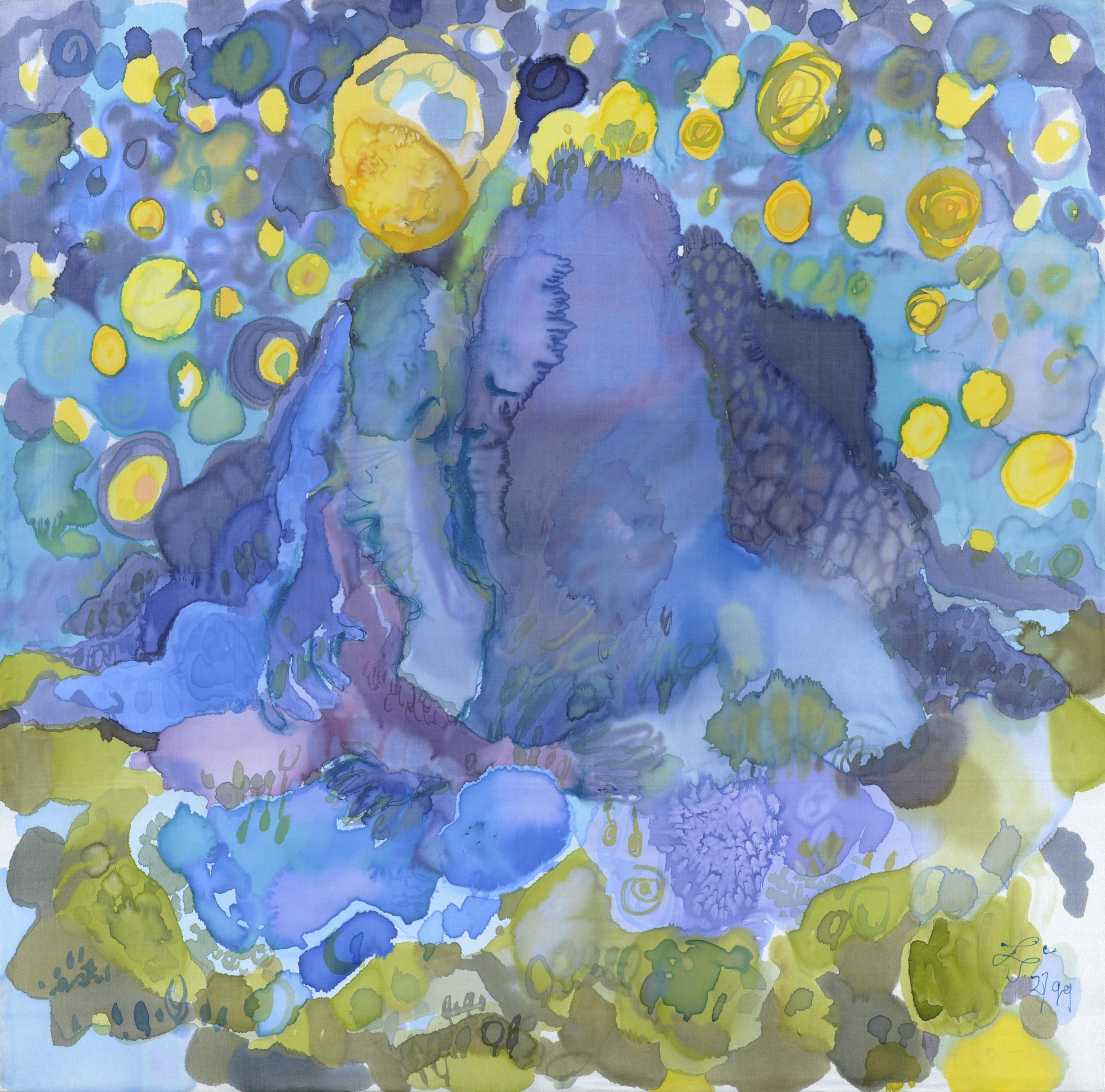 sich_umarmende_wachsensteine_aquarell_auf_seide_80x80_1999.jpg
