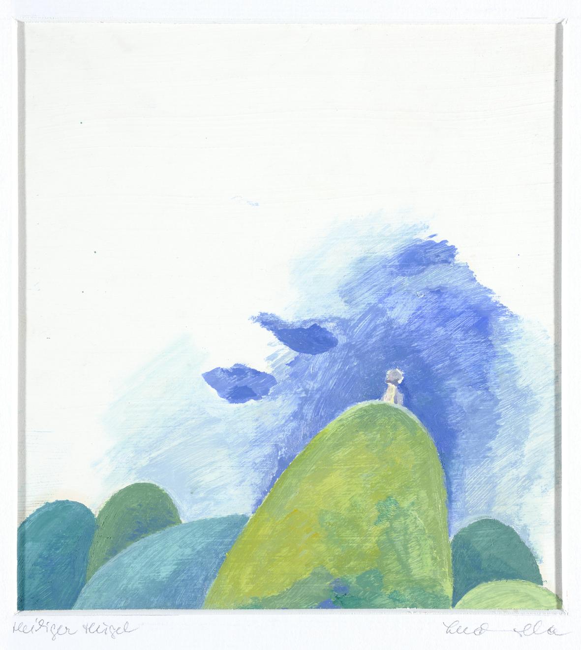 """""""Heiliger Hügel"""""""