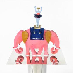 Rosa Elephant