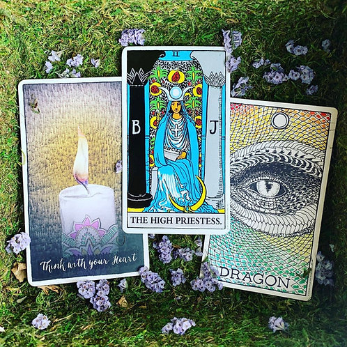 Intuitive Guidance + Divination Session