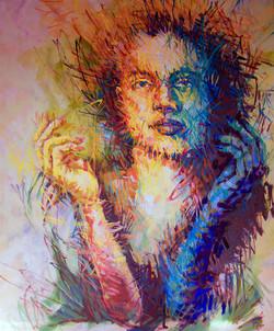 Painting female