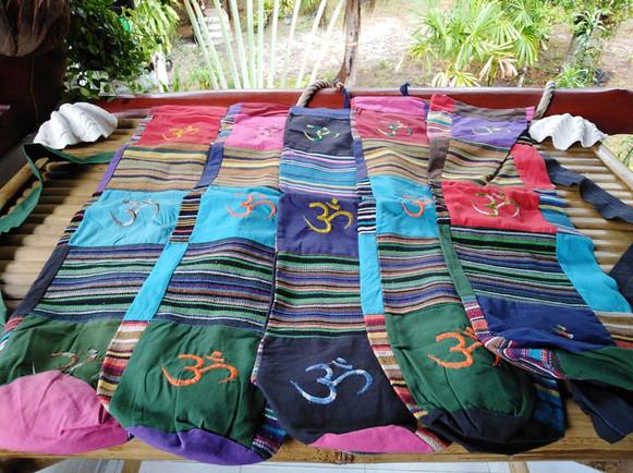 Om Yoga mat bags