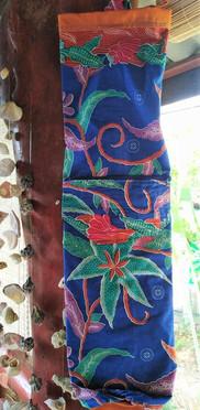 Thai design yoga mat bag (big size)