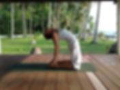 Simona At Marga Yoga