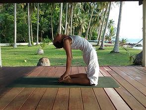 Simona At Marga Yoga