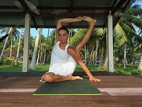 Simona Granata At Marga Yoga