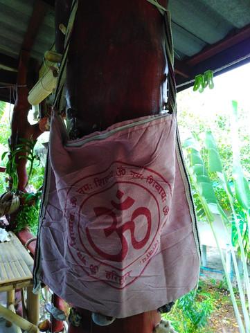 Cotton Om bag