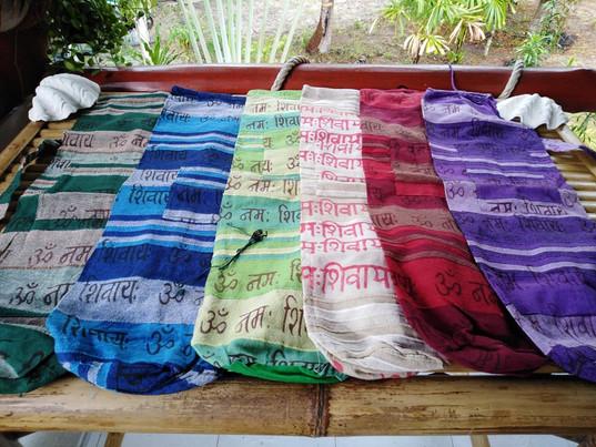 Sanskrit Yoga Mat Bags