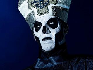 Ghost en un Satánico Viernes Santo