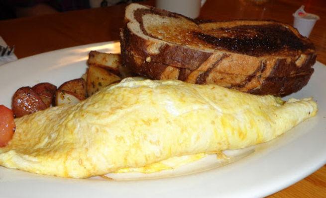 Swanton Street Diner Breakfast