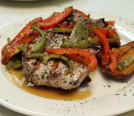Swanton Street Diner Dinner Menu