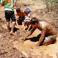 Mud Pit!