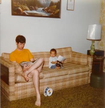 Dad & Curt