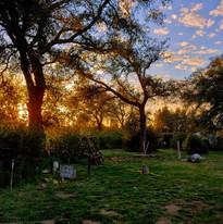 Twilight on Lilac Flats